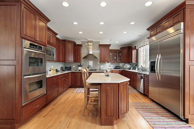Kitchen Remodel By OTM Designs & Remodeling Inc. contemporary-kitchen
