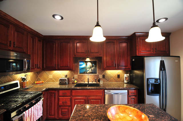 kitchen remodel by stanchek remodeling eclectic-kitchen