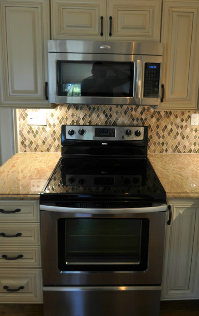 Kitchen Remodel Mediterranean Kitchen New York By Center Island Contracting Inc