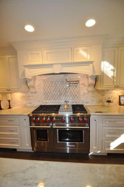 Kitchen Remodel Traditional Kitchen New York By Center Island Contracting Inc