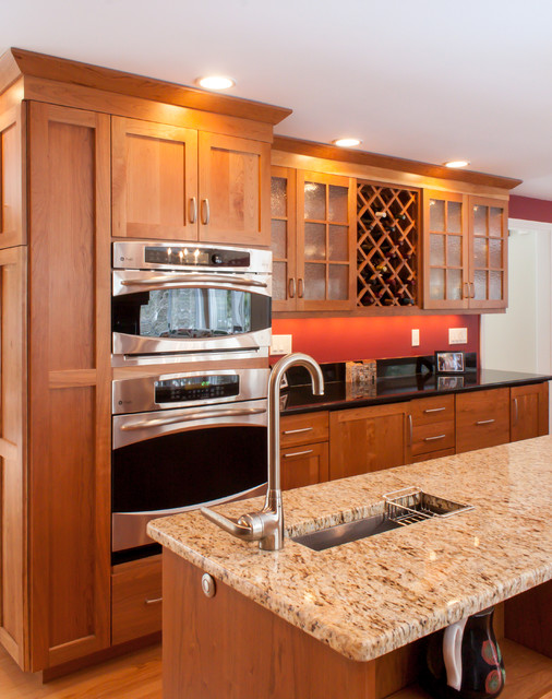 Kitchen remodel chelmsford ma traditional kitchen for Bath remodel nashua nh