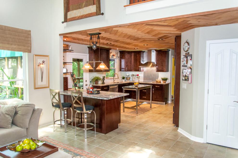 kitchen remodel - craftsman - kitchen - tampa - by