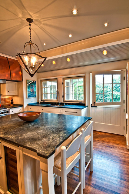 """Kitchen Remodel:  """"Copper Hood"""" traditional-kitchen"""