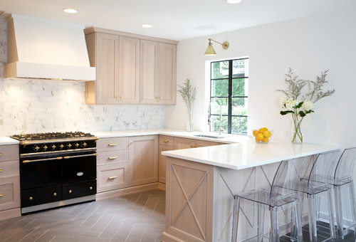 Transtional Kitchen Renoavtion in Atlanta GA
