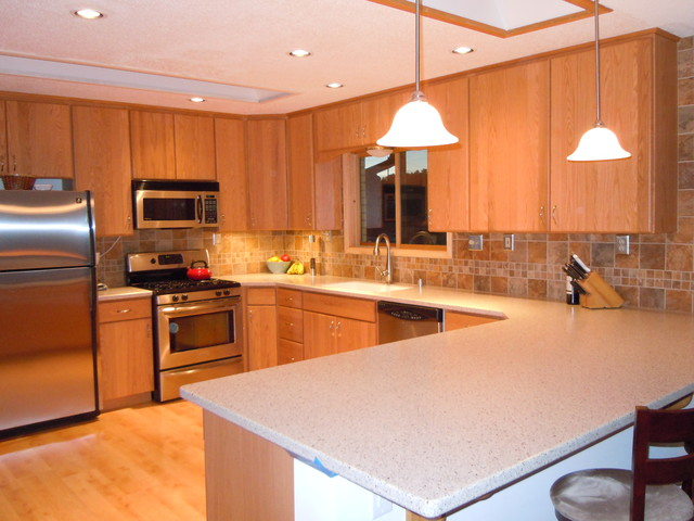 Kitchen Remodel Dewils Traditional Kitchen Albuquerque By Adc Builders Kitchen Bath Design