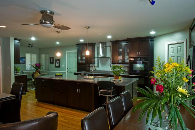 Kitchen Remodel : Ezaki contemporary-kitchen