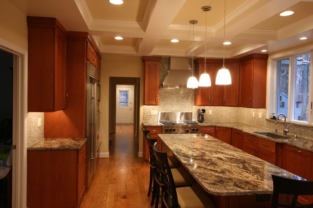Kitchen Remodel Traditional Kitchen Baltimore By Faith Home Remodeling Services