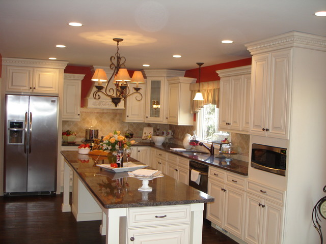Kitchen Remodel for HGTV in Middletown, NJ - Mediterranean ...