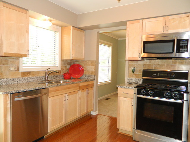 Http Www Houzz Com Photos 73605325 Kitchen Remodel For Resale Traditional Kitchen Chicago