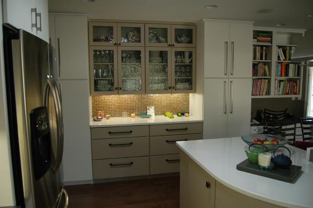 kitchen remodel modern kitchen indianapolis by gavin design