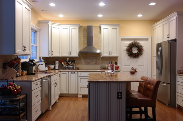 Kitchen Remodel Glenwood Traditional Kitchen Baltimore By Noonan Construction