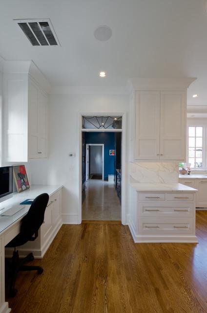 "Remodel - kitchen:  ""Southern Elegance"" traditional-kitchen"
