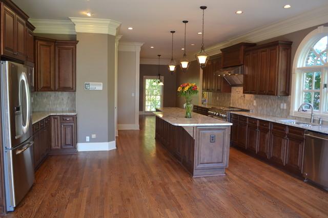 Kitchen remodel traditional kitchen by haley 39 s for for Bath remodel huntsville al