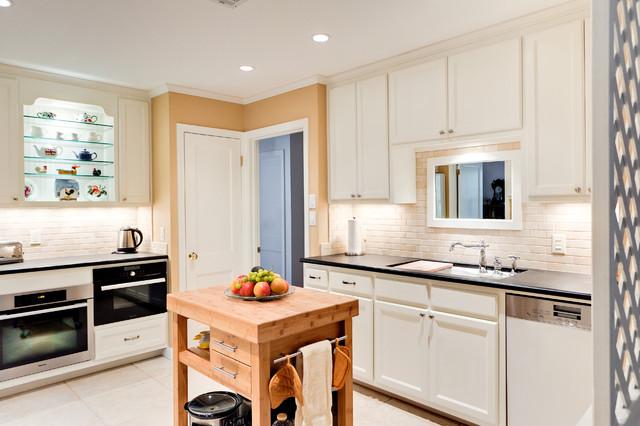 Kitchen Remodel - Hallan traditional-kitchen