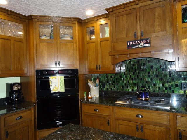 Kitchen Remodel Craftsman Kitchen Omaha