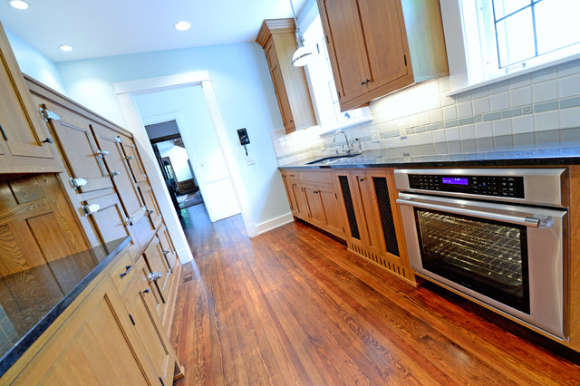 Kitchen remodel traditional-kitchen