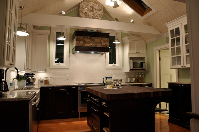 Kitchen Remodel In A Home Built In 1880 Traditional