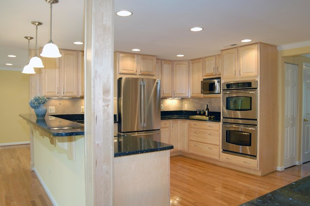 Kitchen Remodel in Annandale, VA traditional-kitchen