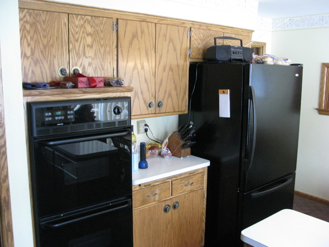 Kitchen remodel in Bayside traditional-kitchen
