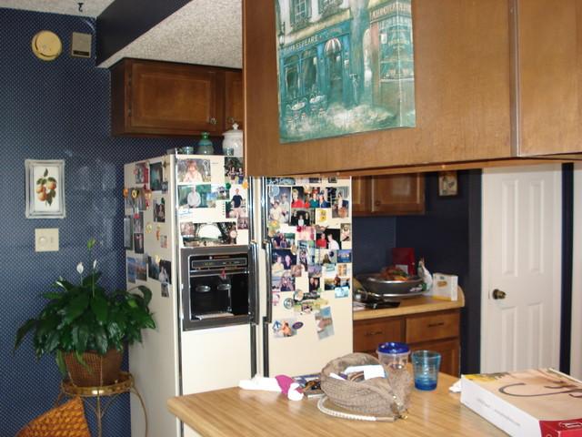 Kitchen Remodel in Cream traditional-kitchen