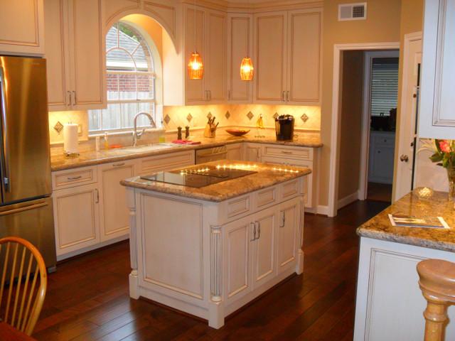 Kitchen Remodel in Katy, TX traditional-kitchen