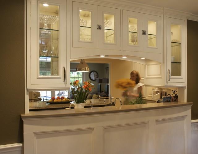 Kitchen remodel in lake oswego oregon traditional kitchen portland by nordby design - Kitchen designers portland oregon ...