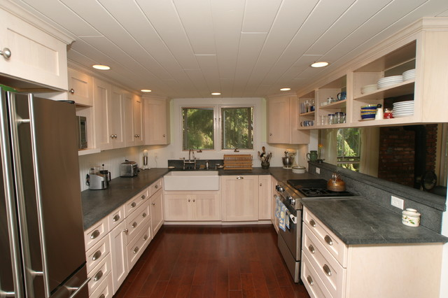 Kitchen Remodel in Madison CT traditional-kitchen