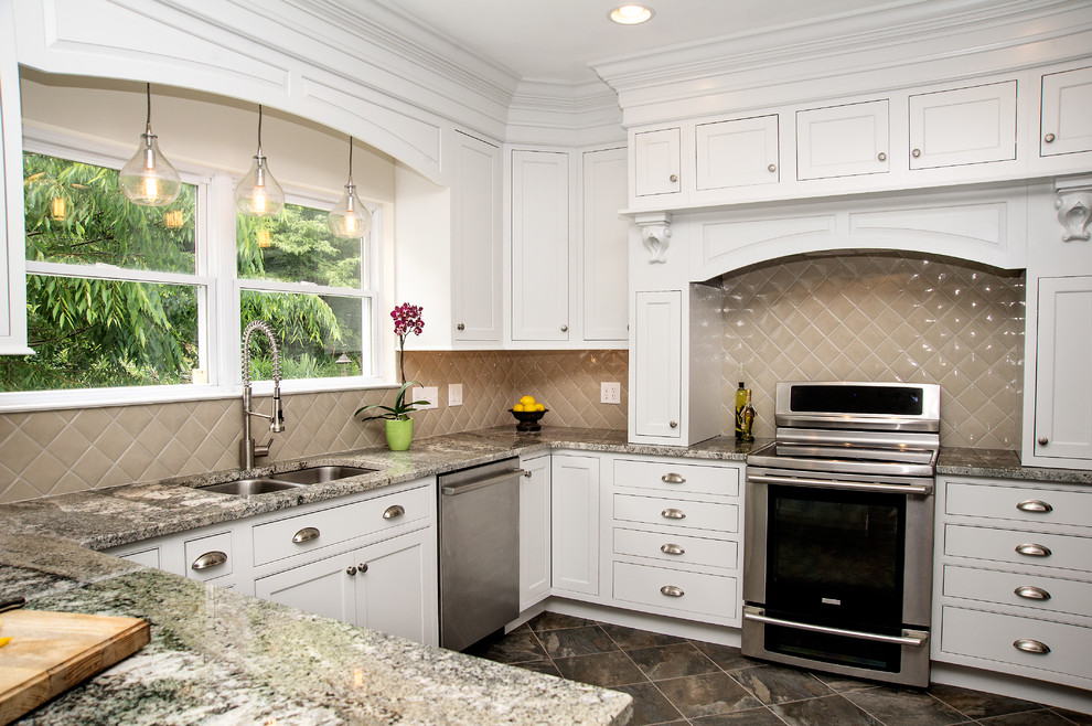 Kitchen Remodel In Newark Delaware Contemporary Kitchen Wilmington By Bath Kitchen And Tile Center