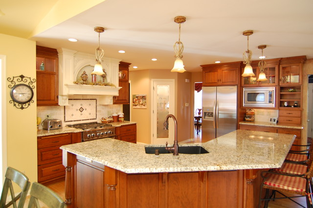 Kitchen remodel in Pewaukee #2 traditional-kitchen
