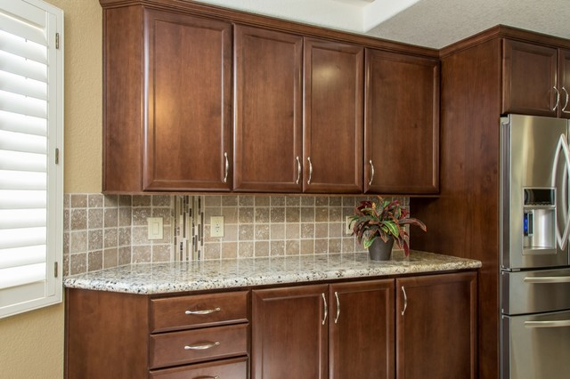 Kitchen Remodel in Poway, Ca traditional-kitchen