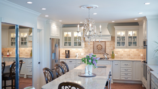 Kitchen remodel in South Jersey traditional-kitchen
