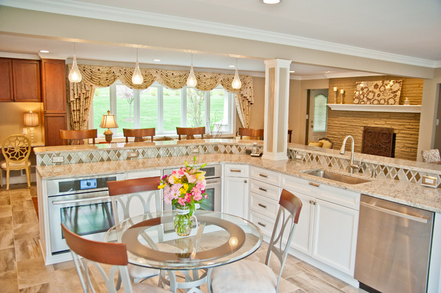 kitchen design remodel kitchen remodel in watchung nj di transizione cucina 1331