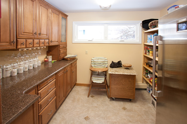 Kitchen Remodel in West Caldwell traditional-kitchen