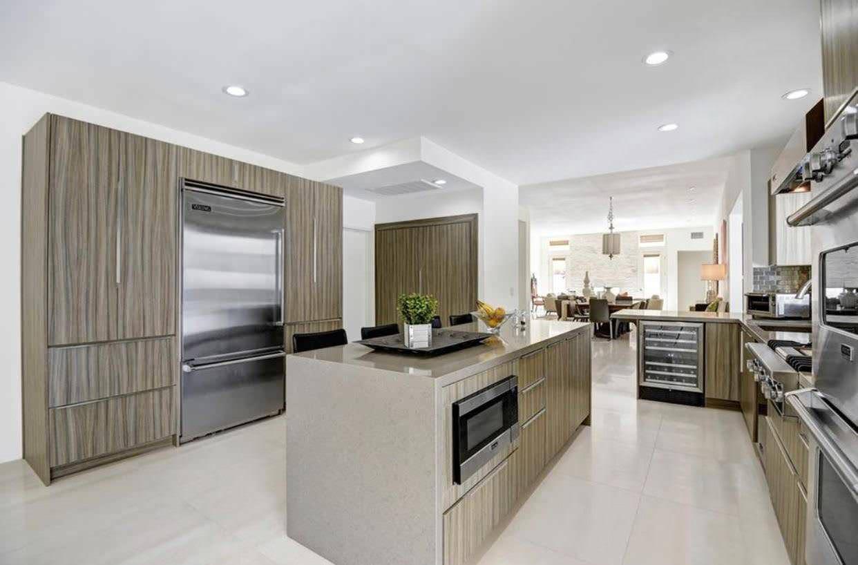 Kitchen remodel in Westwood