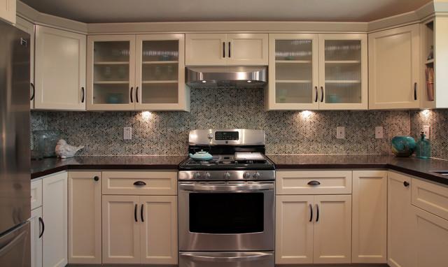Kitchen Remodel in Whittier traditional-kitchen
