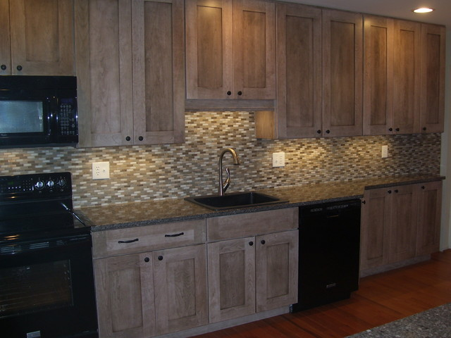 Kitchen Remodel In Woodbridge Va Contemporary Kitchen Other By Fix It Up Home Repair