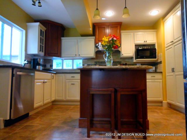 Kitchen Remodel Island Ideas traditional-kitchen