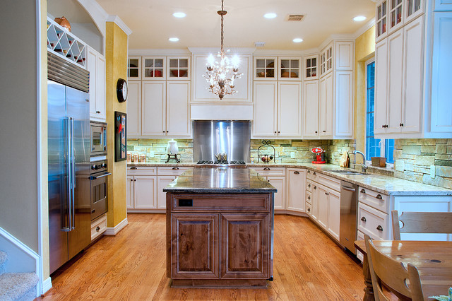 Kitchen Remodel - Katy traditional-kitchen