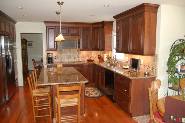 Kitchen Remodel Kennet Square Traditional Kitchen Philadelphia By Chester County Kitchen