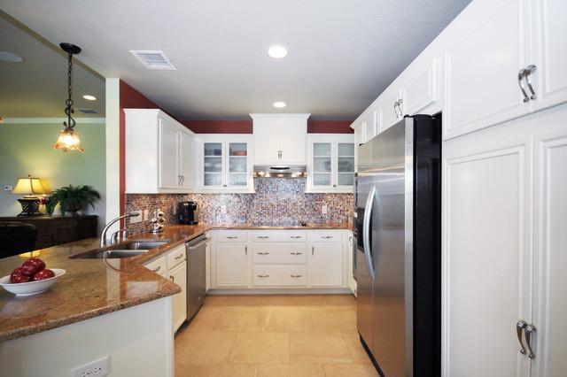 Kitchen Remodel - Lewis traditional-kitchen