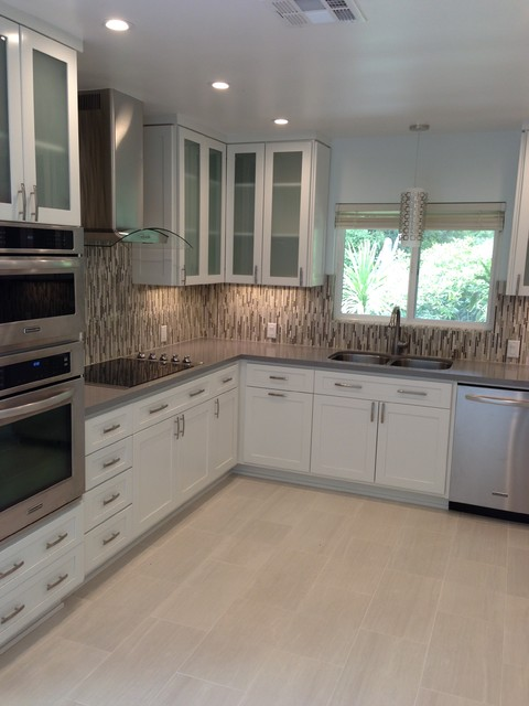 Kitchen Remodel Los Angeles Transitional Kitchen Los Angeles By Joel Co Construction