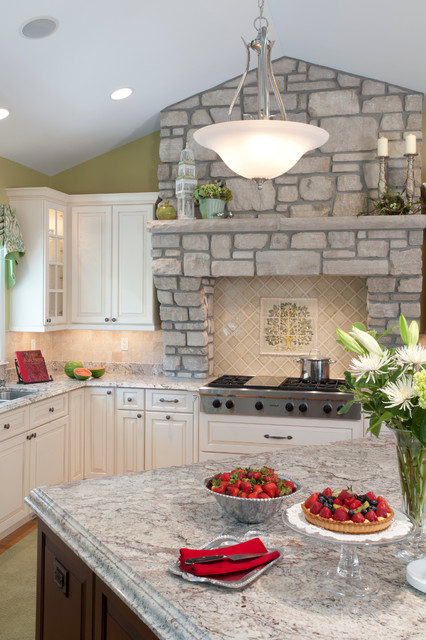 Kitchen Remodel - M traditional-kitchen