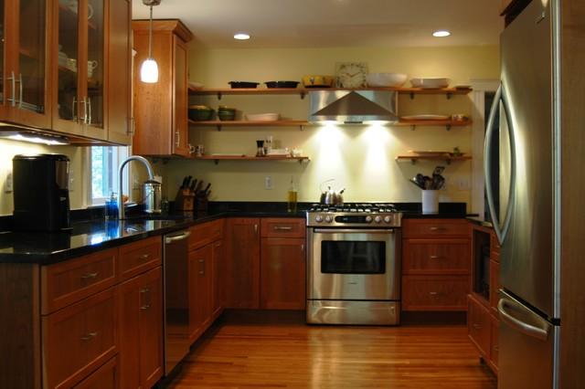 Kitchen Remodel Ma Modern Kitchen Boston By New England Design Construction