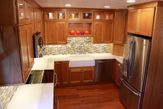 Kitchen Remodel  Medina  OH  7  Medallion Cabinetry transitional kitchen. Kitchen Remodel  Medina  OH  7  Medallion Cabinetry   Transitional