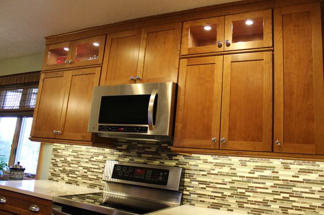 Kitchen Remodel Medina OH 7 Medallion Cabinetry
