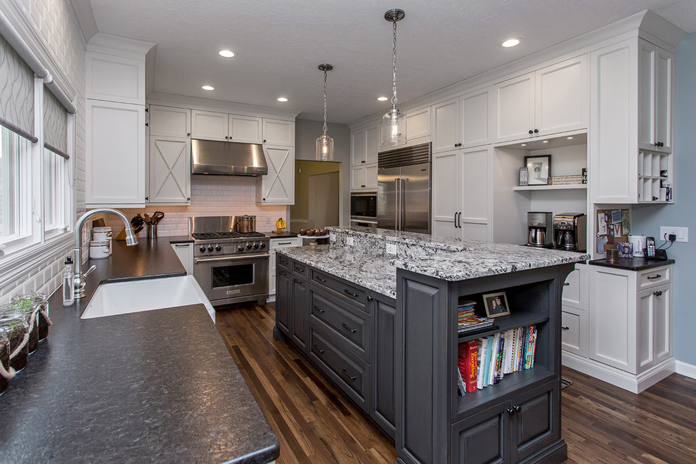 Kitchen Remodel - Kitchen - Other - by Minnesota Cabinets ...