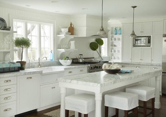 Kitchen Remodel beach-style-kitchen