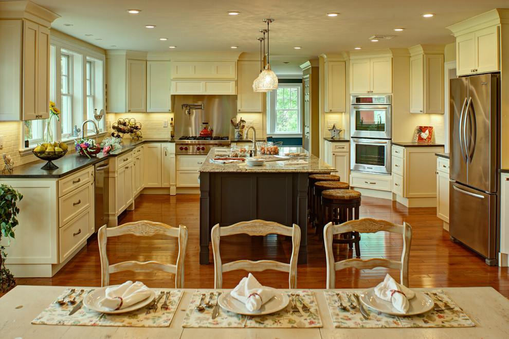 Kitchen Remodel Morristown, NJ - Traditional - Kitchen ...