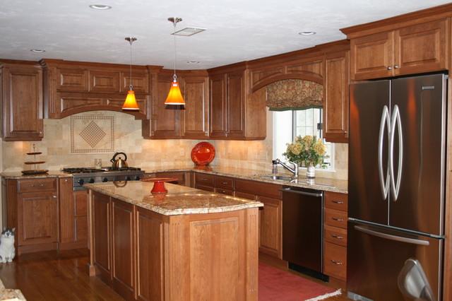 Kitchen Remodel - North Easton traditional-kitchen