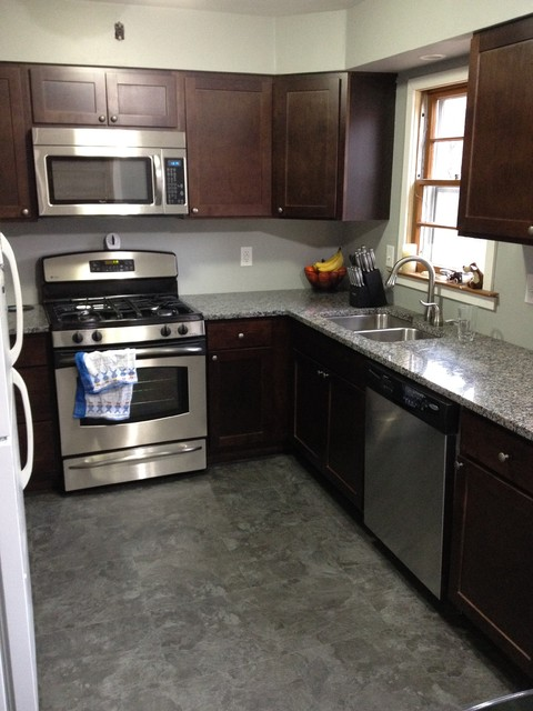 Kitchen Remodel On A Budget Traditional Kitchen Grand Rapids By Peter